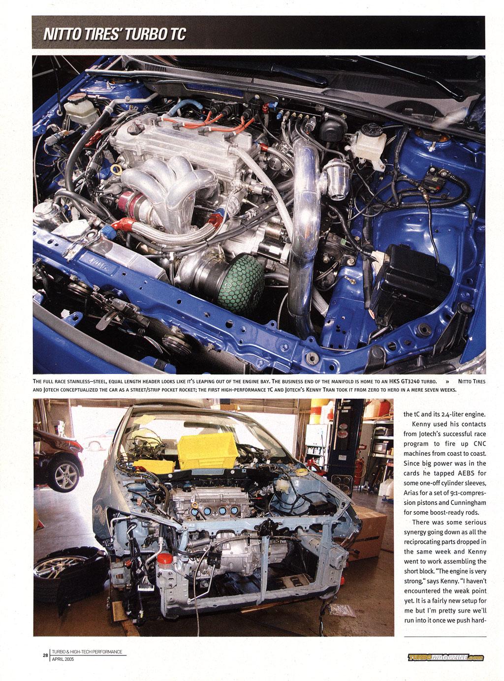 ClearCorners.Com > Multimedia > 04.2005 Turbo Magazine ...