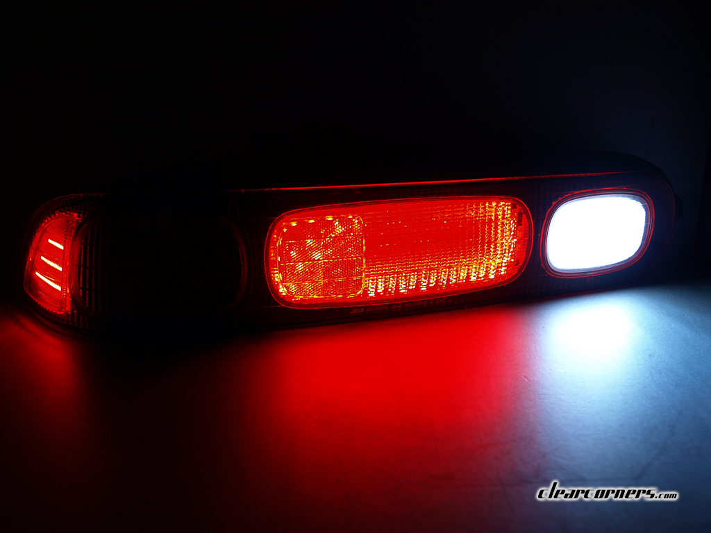 94 97 Honda Acura Integra Super Led Tail Lights
