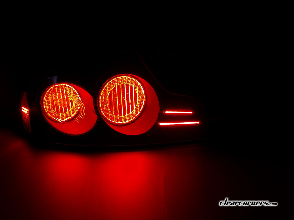 Tail Parking Lights 275 Red Leds Low Intensity