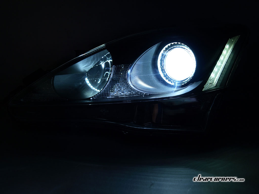 06 10 Lexus E2 Is F Is350 Is250 Altezza Super Led Headlights