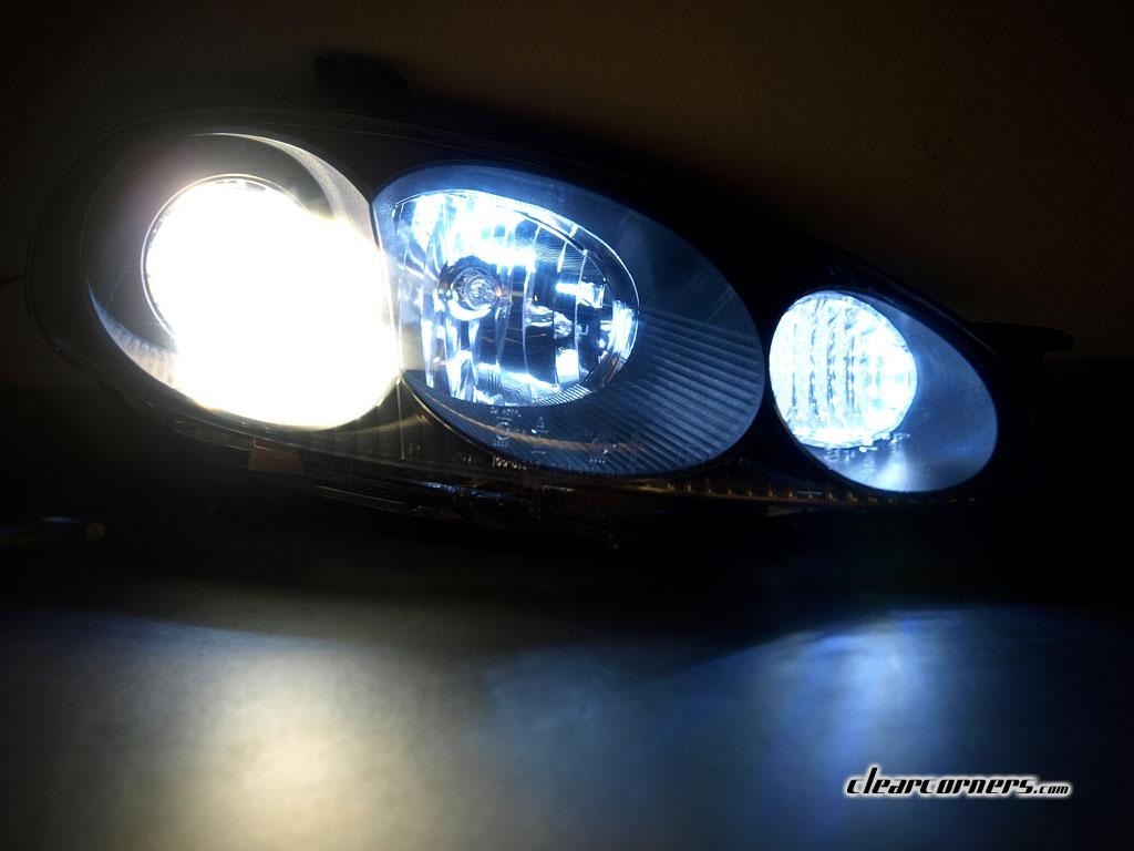 Low Beam Light High Output Premium Bulb