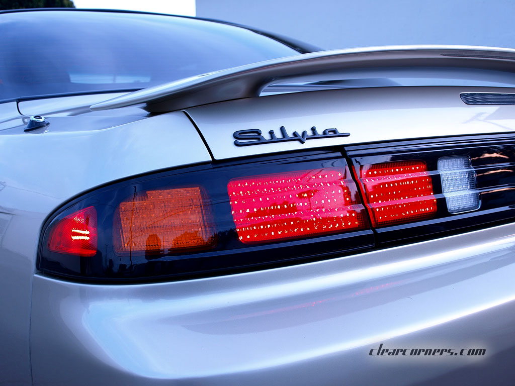 97-98 NISSAN S14 240SX (Silvia) — Super LED Tail Lights