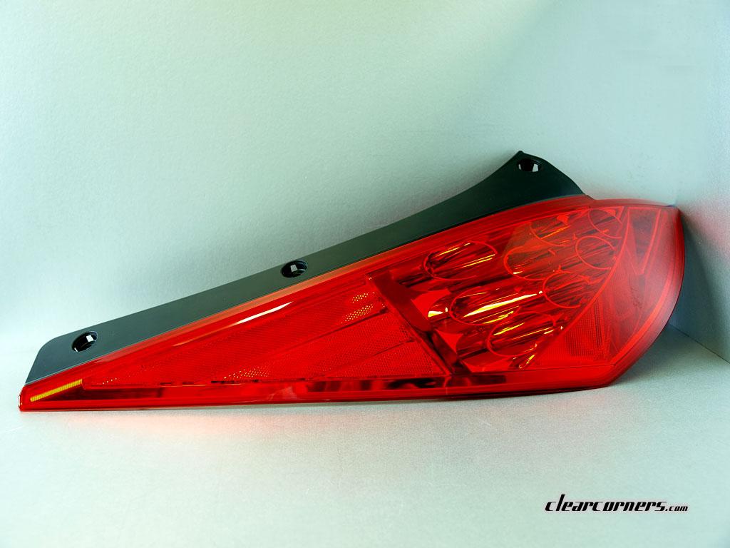 06-08 NISSAN Z33 350Z (Fairlady Z) — Triple LED Tail Lights