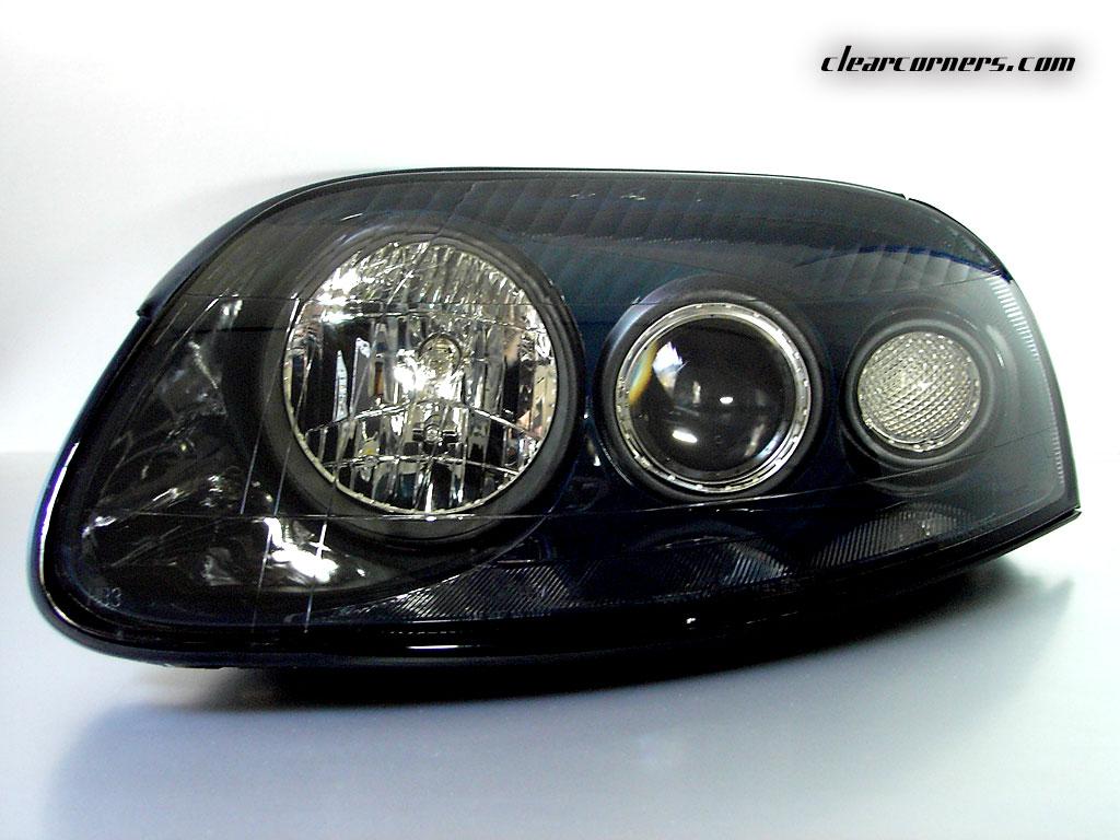5d7021ece12a 97-98 Toyota A80 Supra — US-spec Super LED Headlight (Baltic Blue ...